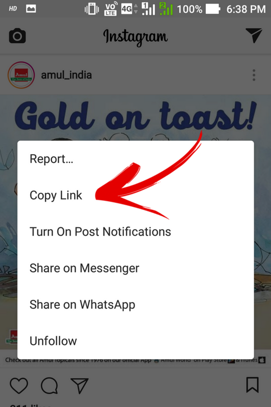 Download All Saved Instagram Photos