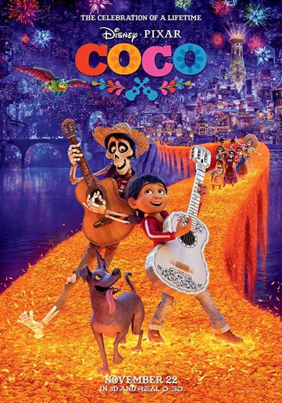 Coco 2017 720p Esub WEB RIP  Dual Audio English Hindi GOPISAHI