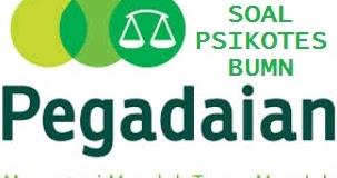 Contoh Soal Jawaban Psikotes Bumn Pt Pegadaian Persero Download Download Kumpulan Soal