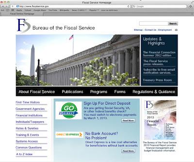 Video presentation of proposed Debt Management Services (DMS) intranet website designs.