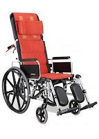 Karma Reclining Wheelchair KM-5000 F24