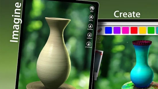 Let's Create! Pottery Apk MOD Free on Android Game Download