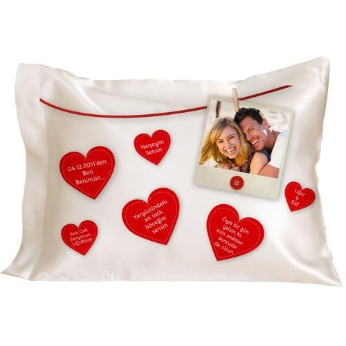 sevgililer günü için kız arkadaşa hediye