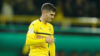 Chelsea merekrut Christian Pulisic dari Borussia Dortmund - Foto/Reuters
