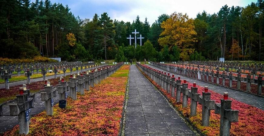 cmentarz Palmiry