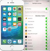iphone ipad siri onerileri nasil kapatilir