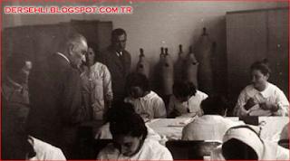Atatürk'ün Toplum Sağlığının Geliştirilmesine Yönelik Çalışmaları Atatürk'ün Toplum Sağlığının Geliştirilmesine Yönelik Çalışmaları