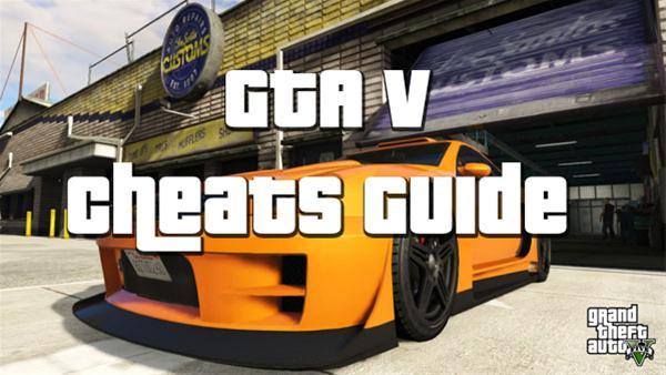 GTA 5 Vehicle cheats for Xbox, PS4 and PC (GTA V cars/bikes
