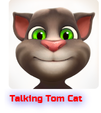 talking tom cat game