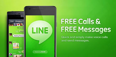 Line - Aplikasi SMS dan Telpon Gratis