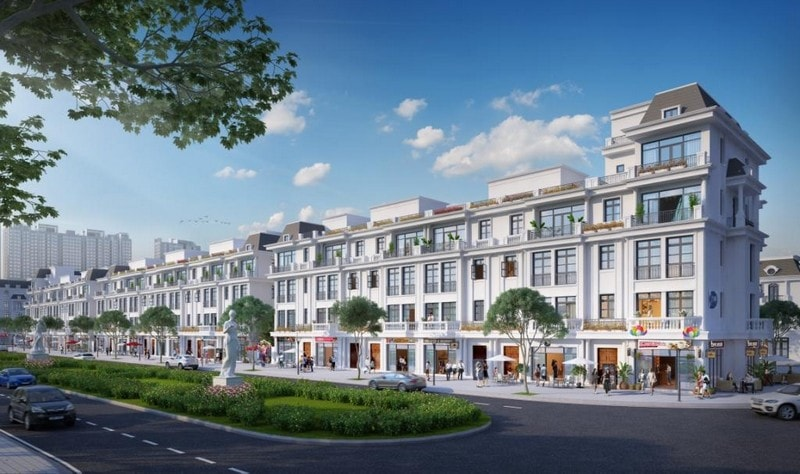 shophouse vinhomes star city