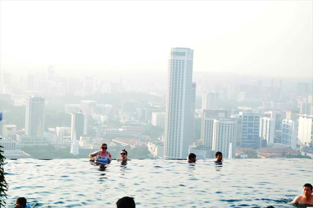 Marina Bay Sands Hotel S Roof Deck Welcome To