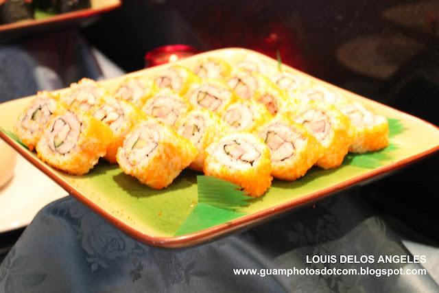 Yummy sushi!!!