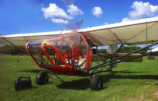 Teratorn Tierra II, alias Indy Aircraft T-Bird II