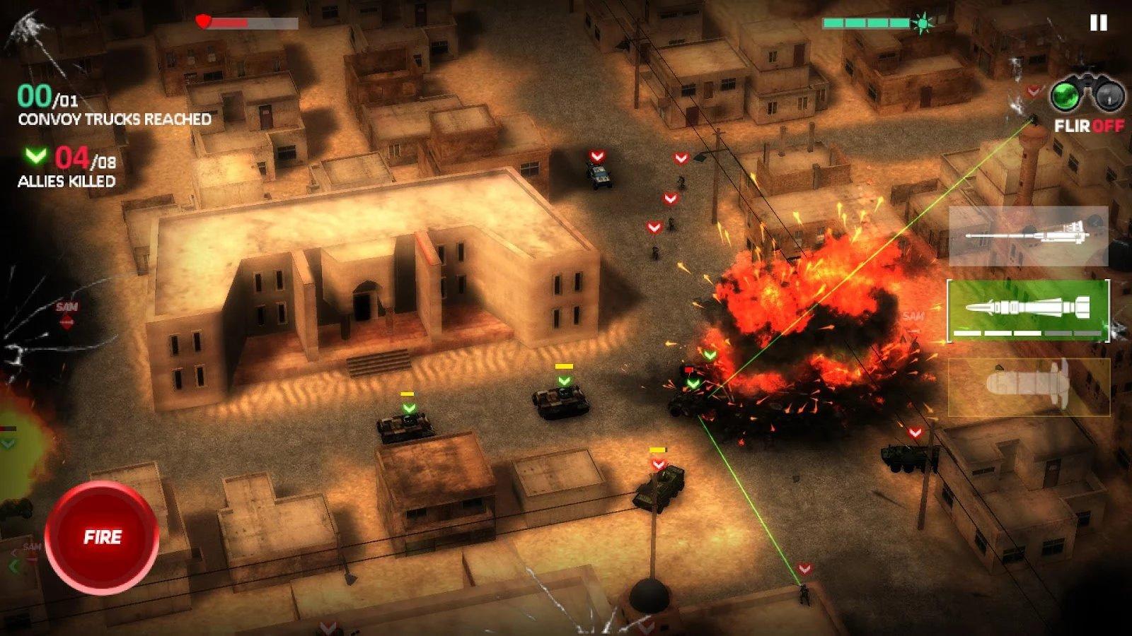 Shadow Strike 2 Global Assault Mod Apk (Unlimited Money) | MOD PALACE