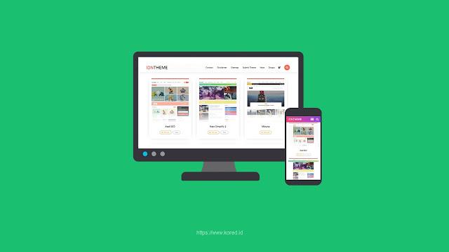 Template Blogger Terbaru dari IdnTheme