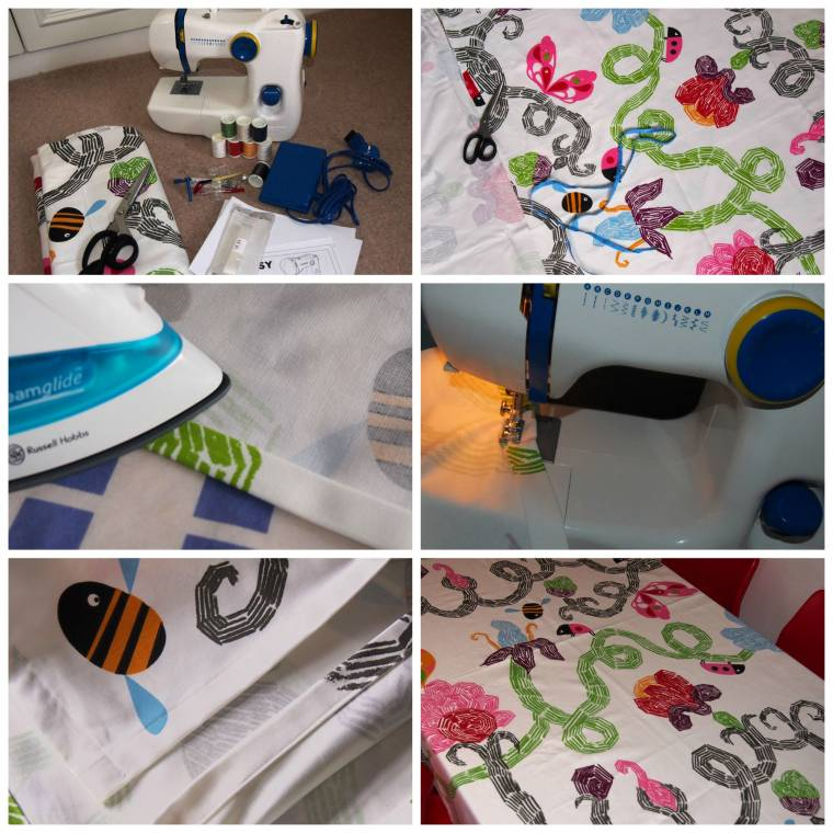 IKEA Table Cloth Pattern: Tried And Tested!!