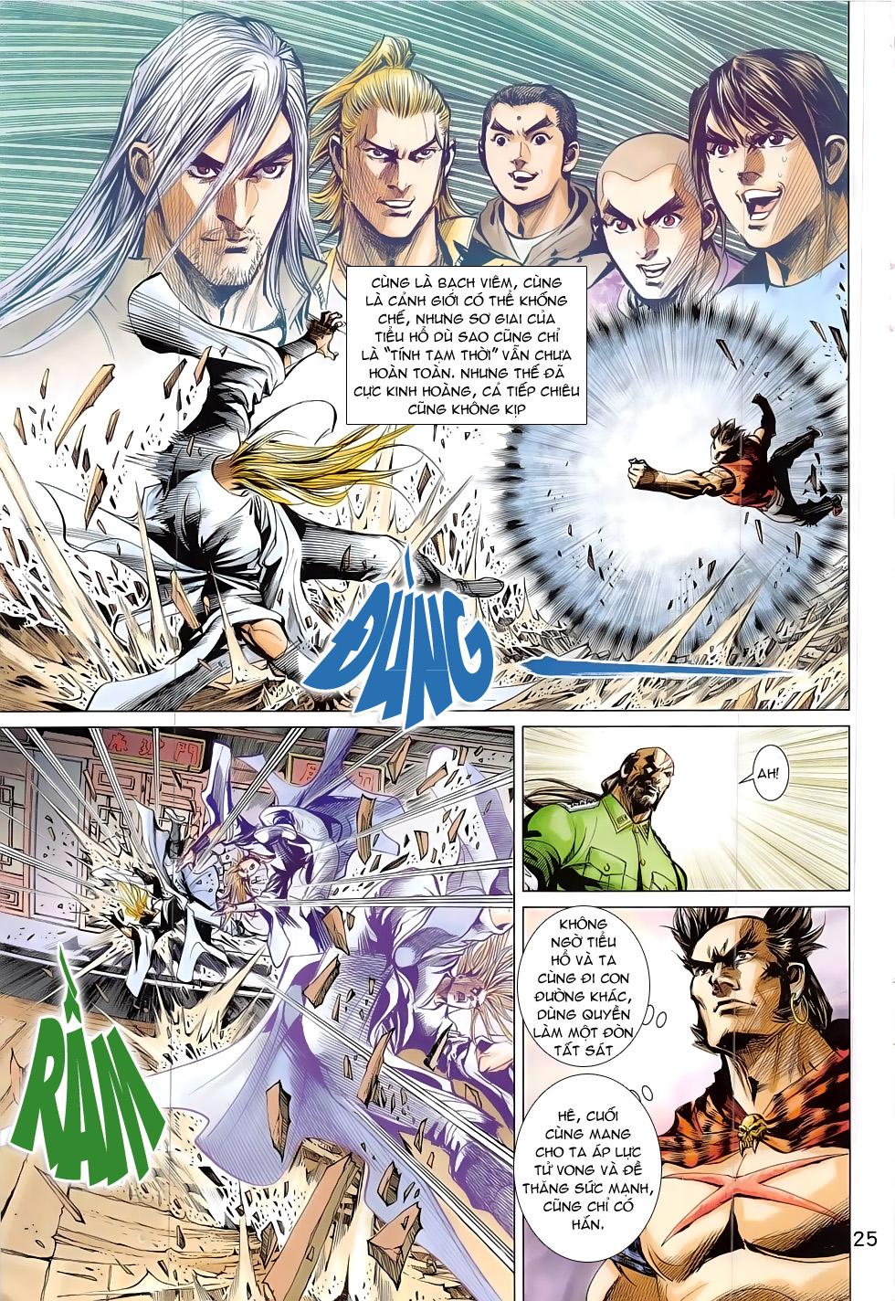 Đông Phương Chân Long chap 65 - Trang 25