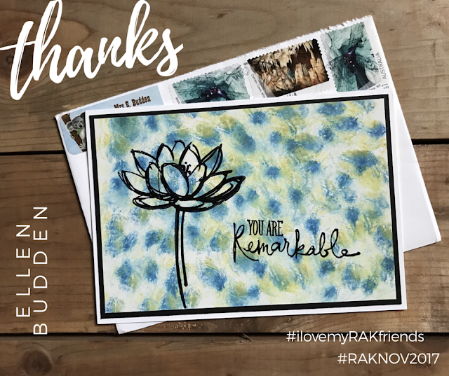 APM Creations | RAK Blog Hop - January 2018