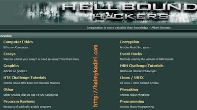 4. Hellbound Hackers