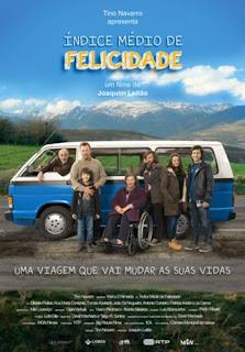 Índice Médio de Felicidade - Poster & Trailer