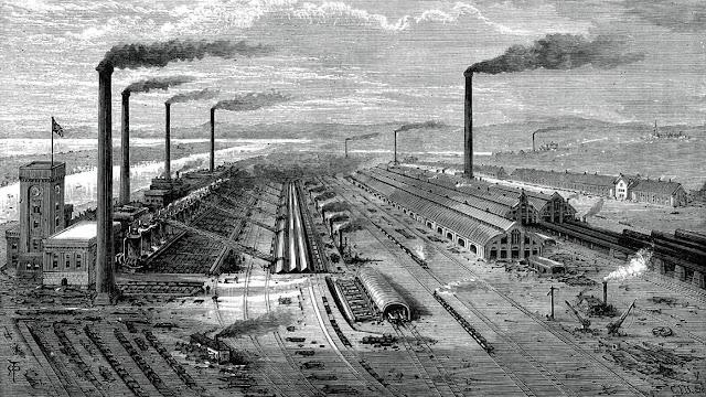Sejarah dan Dampak Revolusi Industri