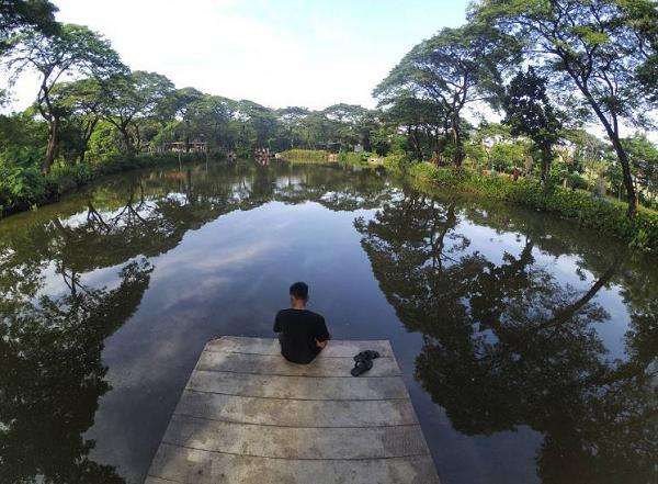 tempat wisata di Surabaya Kebun Bibit 2 Wonorejo