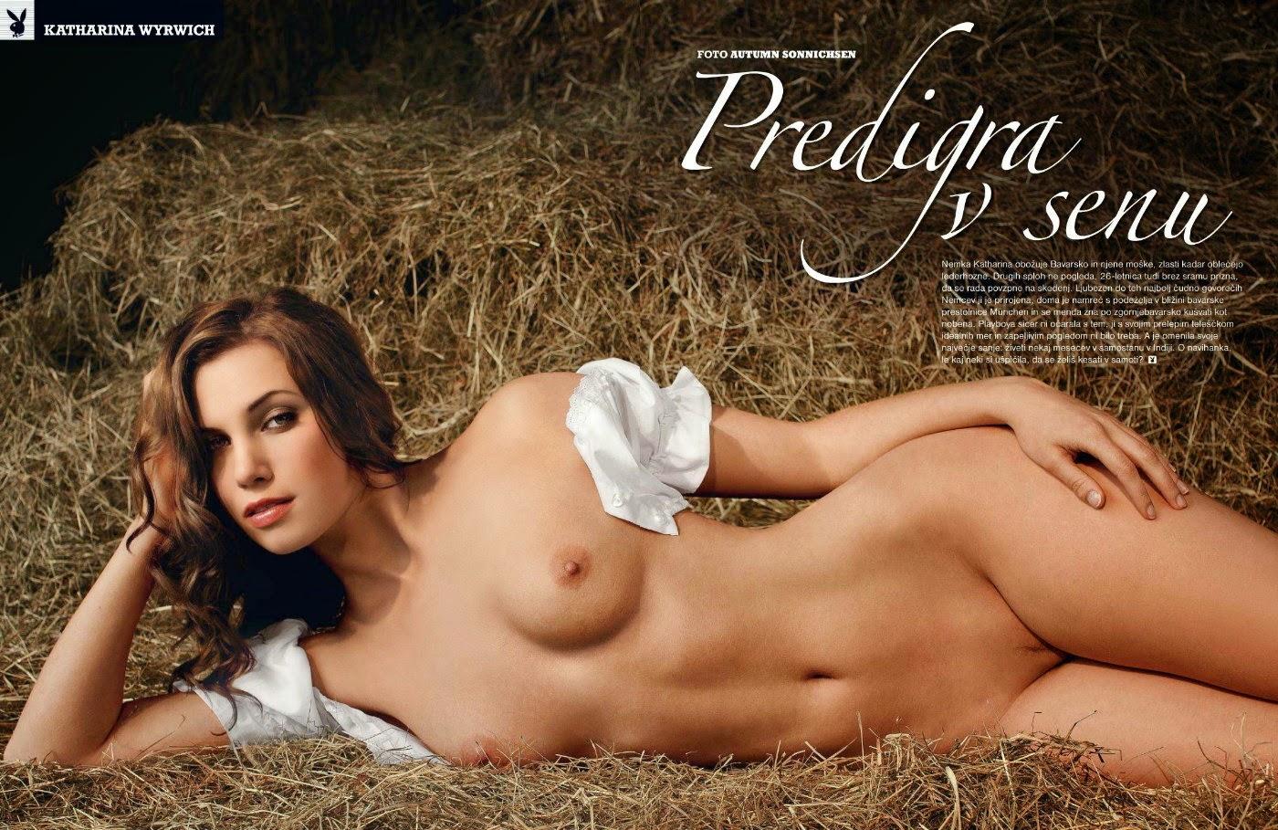 Oktoberfest Playboy