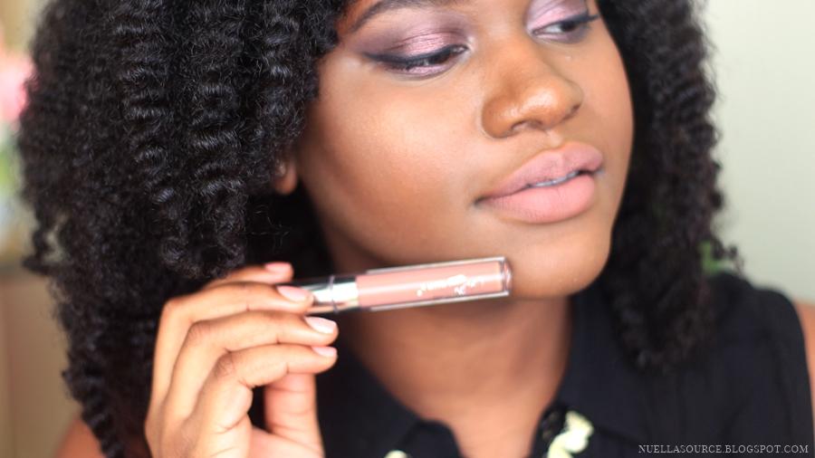 Connu ColourPop Ultra Matte Lip en teinte Beeper, mon joli nude mat  VB25