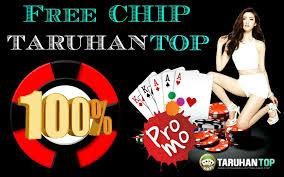 Freebet Terbaru - Bonus Deposit 100% TaruhanTop