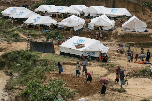 Emergenza Rohingya, aiutiamo grazie a UNHCR