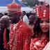 Joseph & Adaeze Yobo Become Chiefs (Photos)