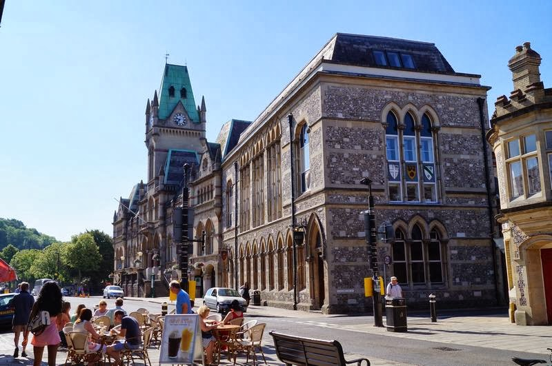 Guidhall Winchester