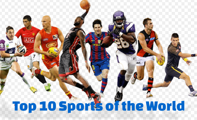 most popular sports in the world What are the most popular sports in the worldyour answer would differ widely depending on where you're located if you're from europe, you&#.