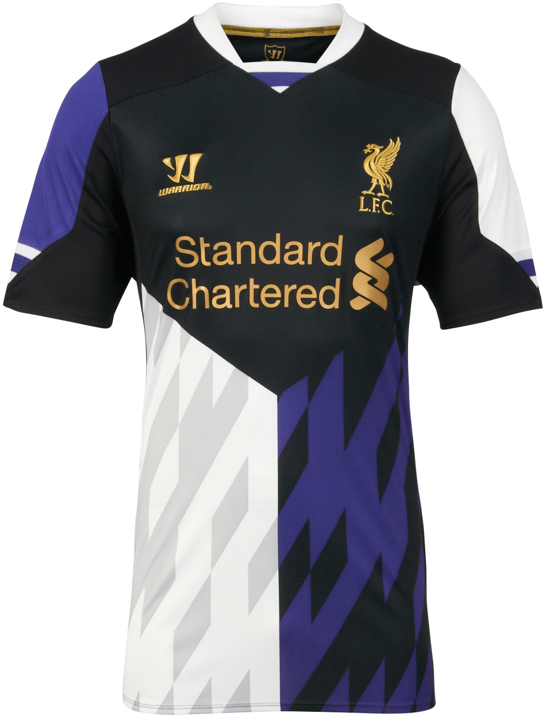 Liverpool Fc S New Home Kit For