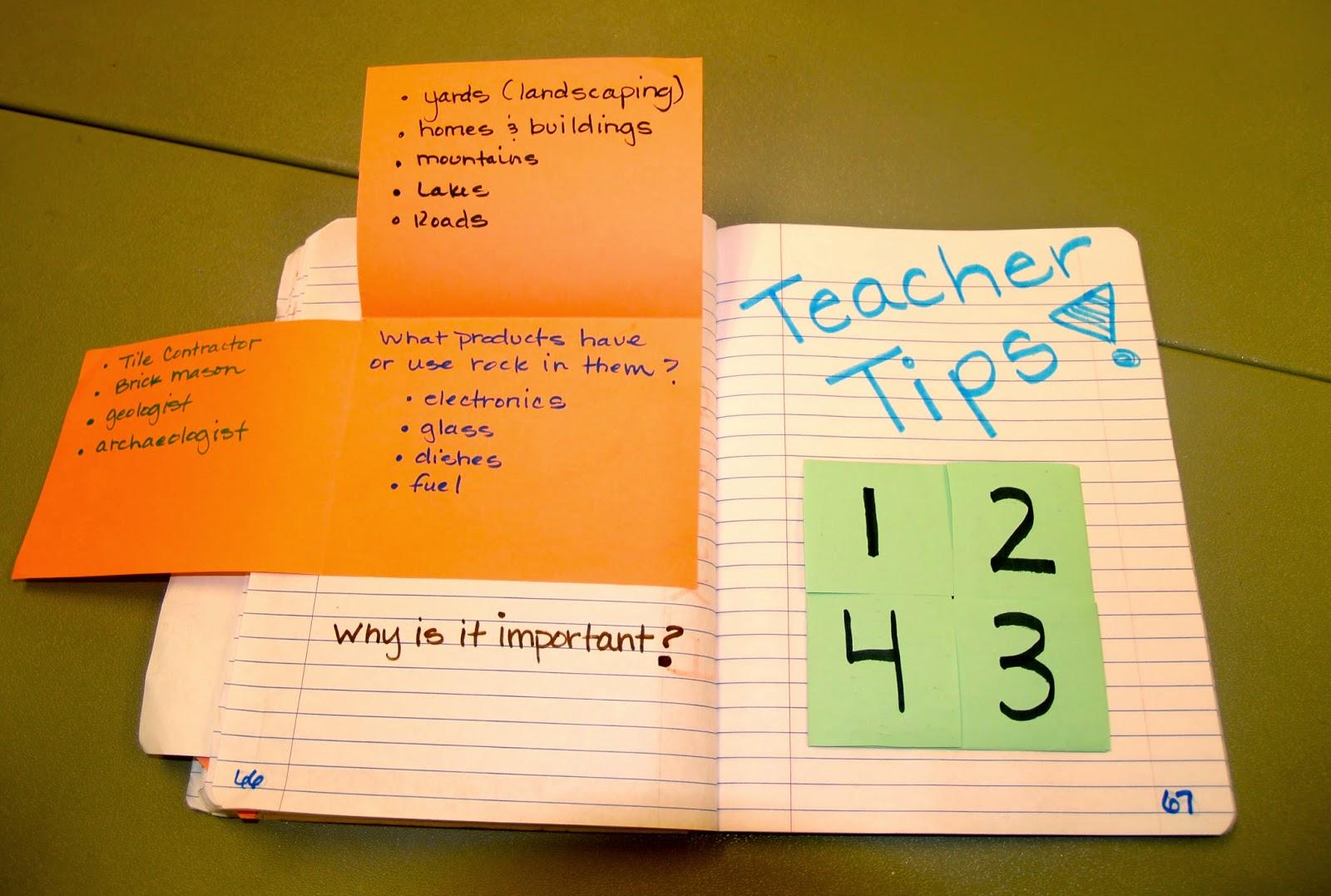 Teaching Science With Lynda Interlocking Fold For