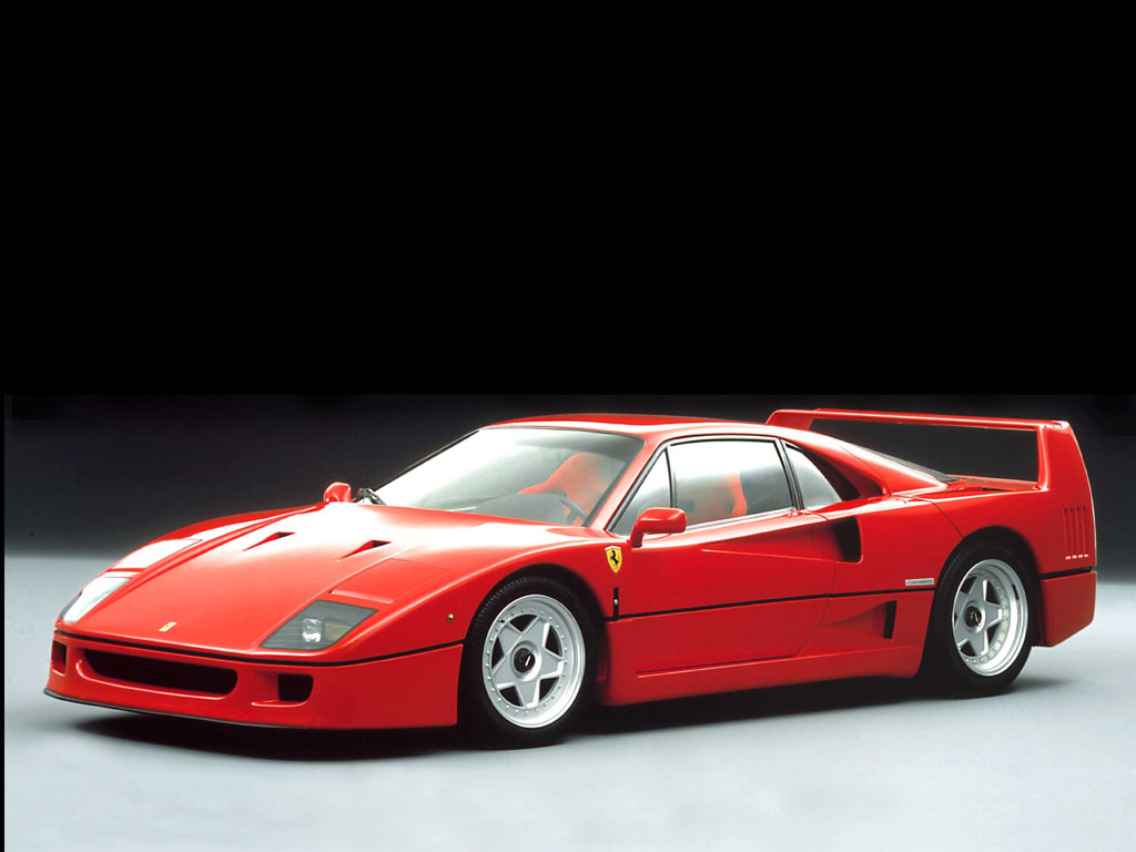 Ferrari F40 Wallpapers Jjp 3
