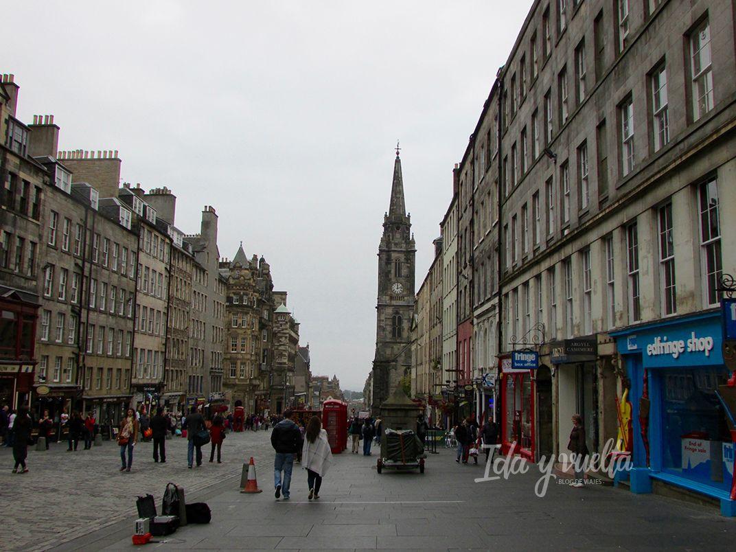 Ciudades sorprendentes Europa Edimburgo