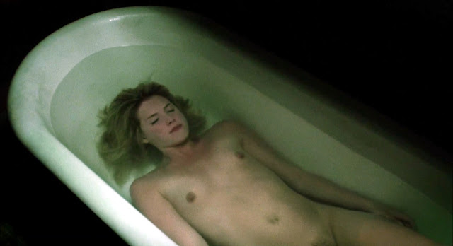 Nellie Benner stripteases in Meat (2010)