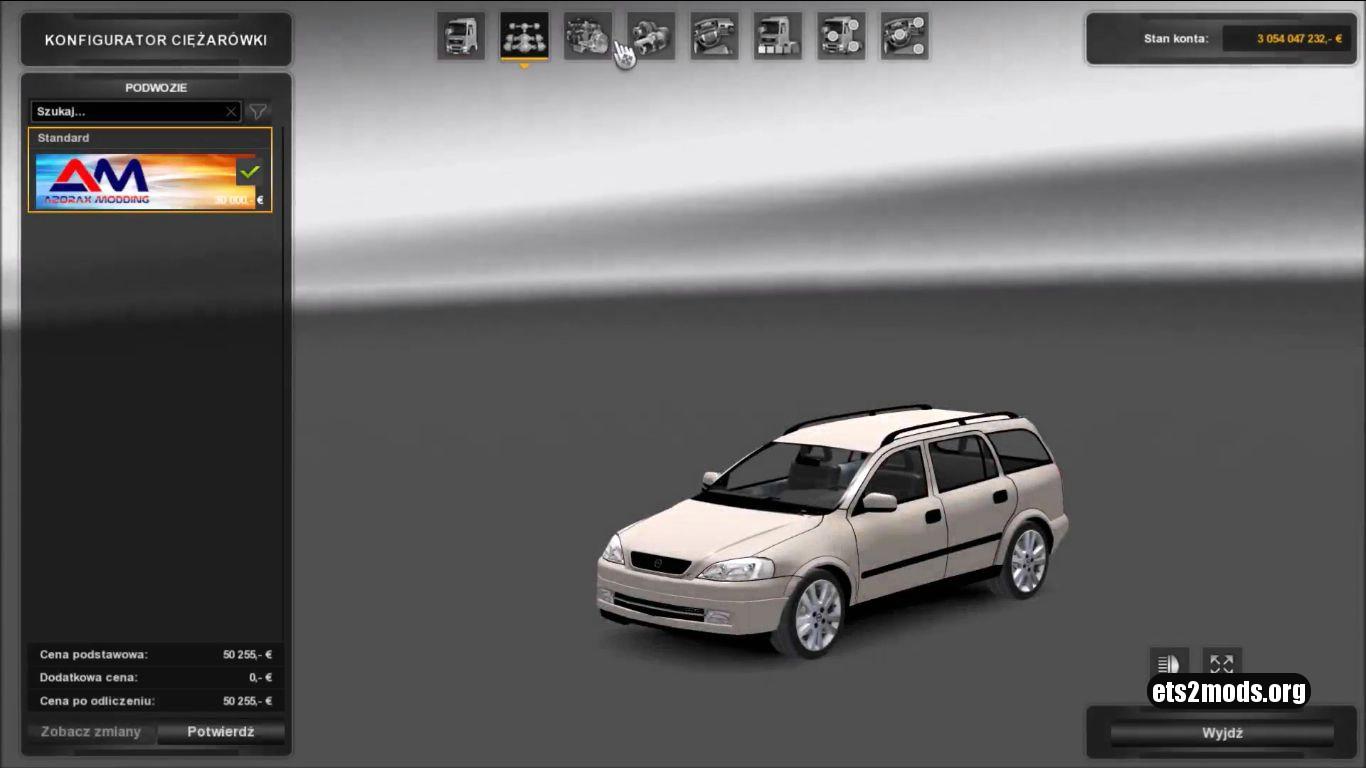 Car - Opel Astra G 1999 V 1.0