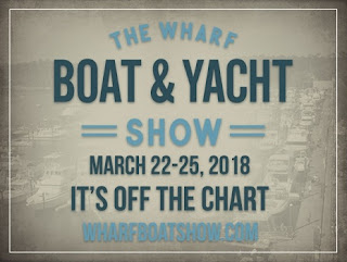 Orange Beach, 2018 Wharf Boat and Yacht Show at The Wharf
