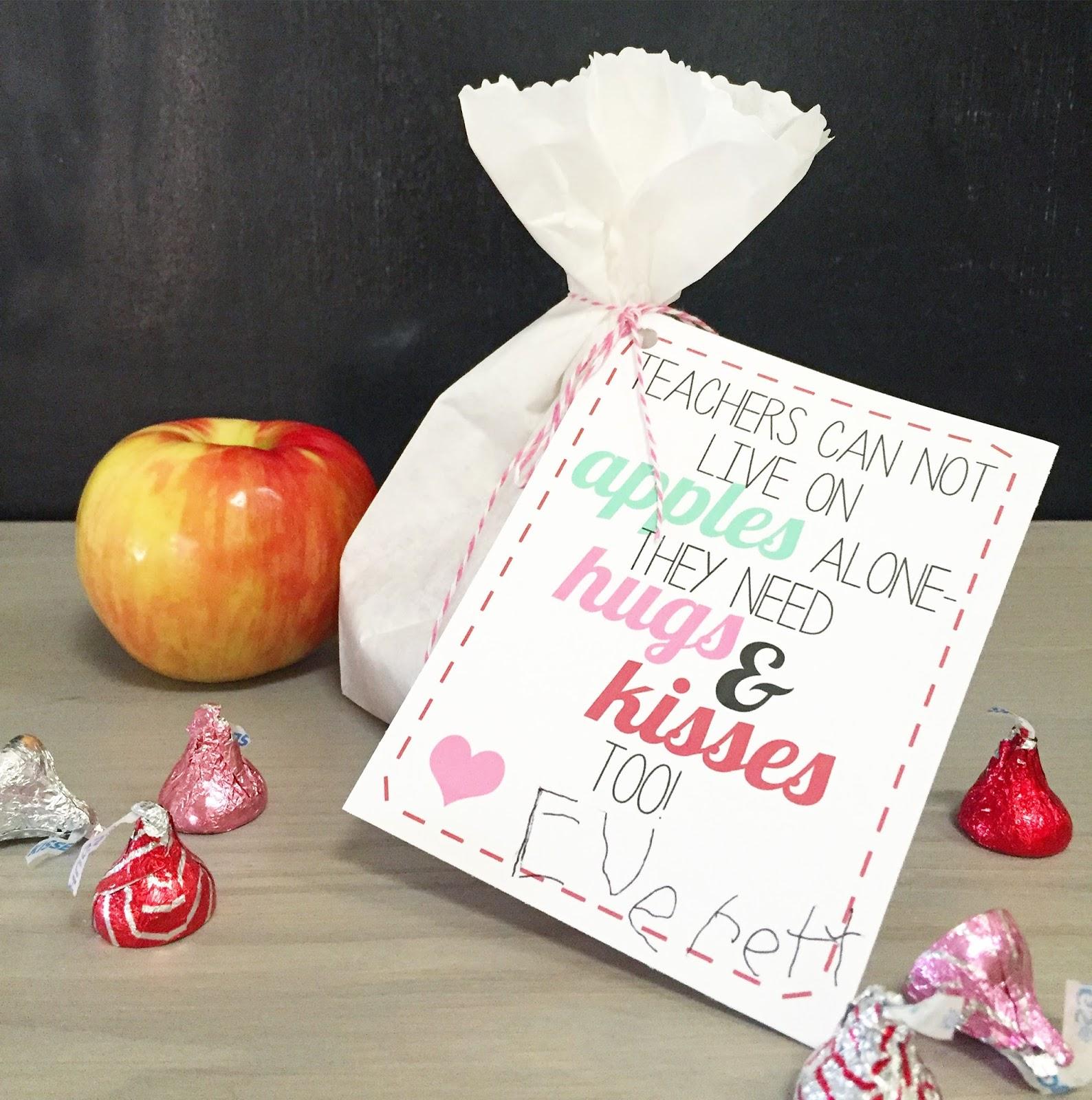 Kinzie\'s Kreations: Teacher Valentine\'s Gift