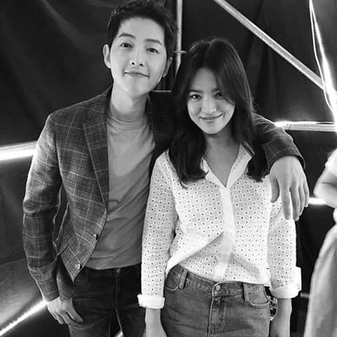 Song Joong Ki Hye Kyo Declare Theyre DATING In Chengdu Fanmeet