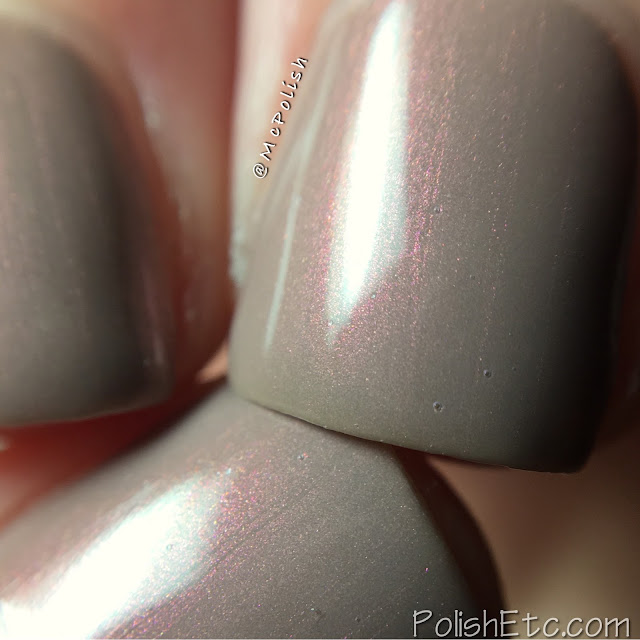 Native War Paints - Nude Attitude Collection - McPolish - Exposed