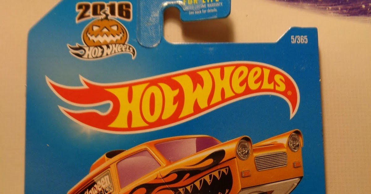 J and j toys hot wheels halloween poppa wheelie for 9 salon hot wheels 2016