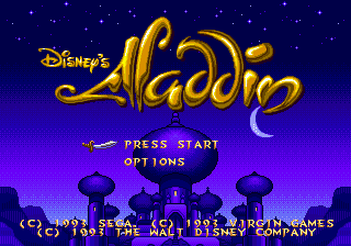 Aladdin Adventure Game Free Download For PC