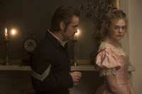Colin Farrell and Elle Fanning in The Beguiled (2017) (2)