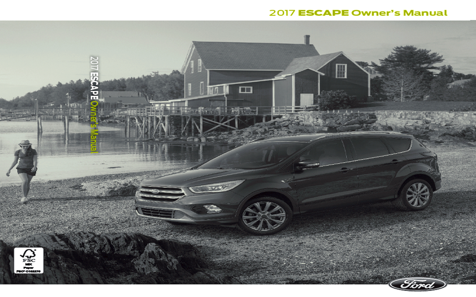 2017 Ford Escape Manual PDF Download