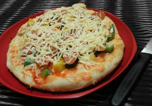 spesialresep.com - Spesial Resep Pizza Teflon Empuk