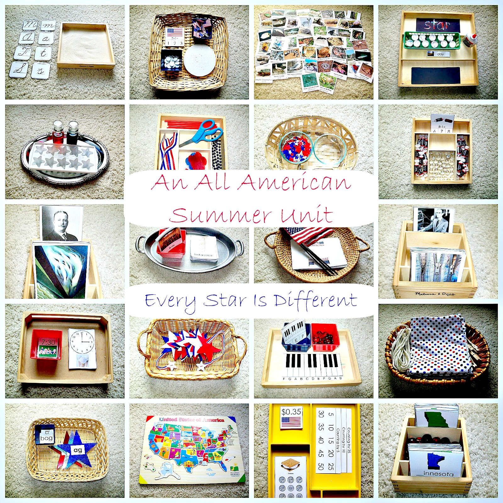 Patriotic Activities And Free Printables For Children Learn Amp Play Link Up